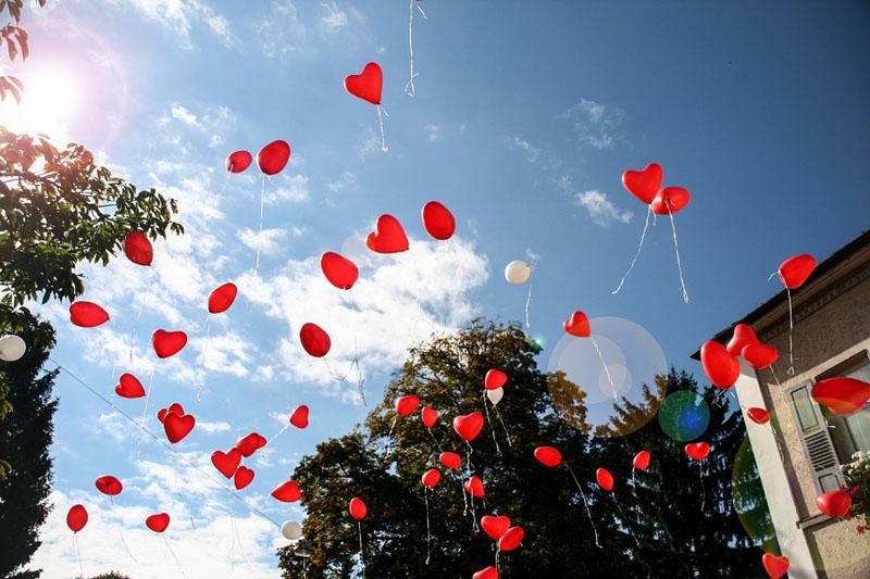 幸せな恋愛をする!と決めることで動き出す
