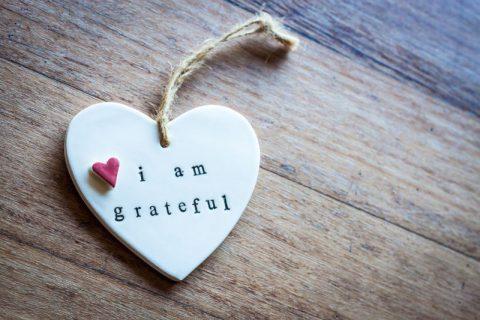 感謝できる人が幸せをつかむ