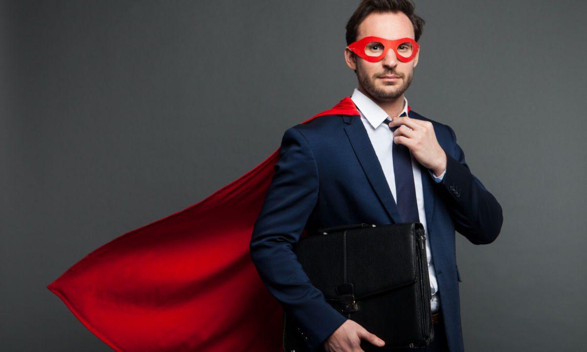 ベタだけど男性はやっぱりヒーローになりたい!