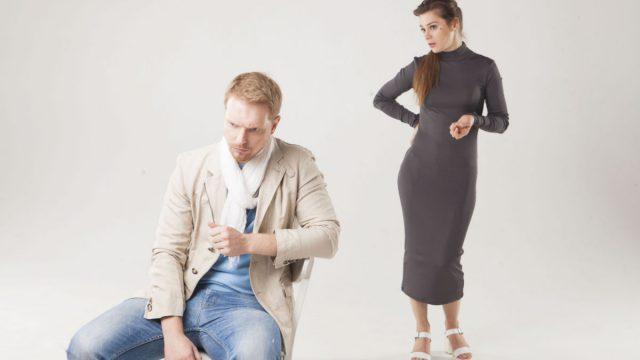 男性が一緒にいて疲れる女性の5つの特徴
