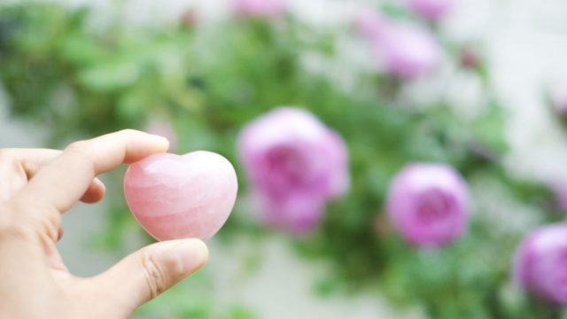 愛の波動を出すから愛が引き寄せられてくる