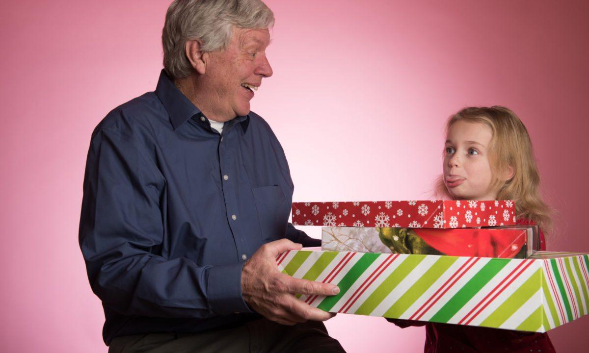 プレゼントをもらった時の可愛いリアクション