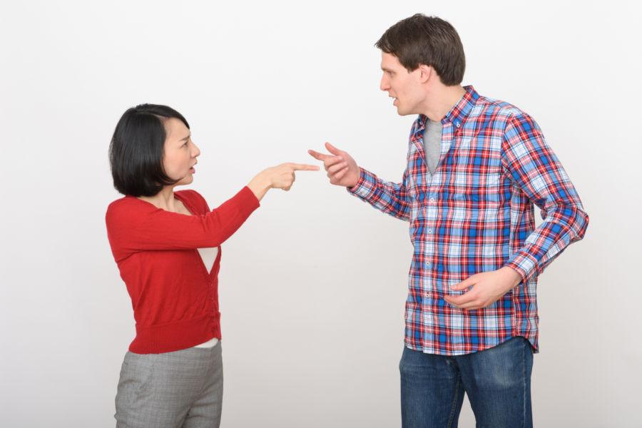 彼氏があなたの味方をしてくれないのは?