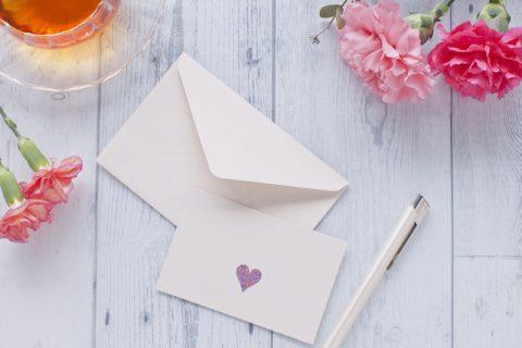 願いが叶った未来の自分から今の自分へ手紙を書く